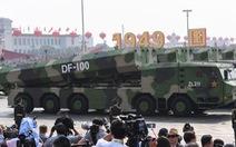 Quan chức Bắc Kinh: 'Mỹ đừng tính chuyện đưa tên lửa lại gần Trung Quốc'