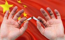 Hết siết giờ chơi game, Trung Quốc siết nạn hút thuốc ở trẻ em