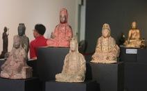 Cuộc hội ngộ của 80 pho tượng Phật cổ