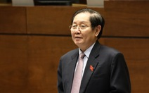 Bộ trưởng Bộ Nội vụ: 'Tôi không tự nhận hoàn thành xuất sắc nhiệm vụ'