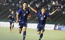 Lào và Campuchia tạo chấn động: có thể dự VCK Giải U19 châu Á 2020
