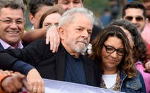 Cựu tổng thống Brazil Lula được trả tự do
