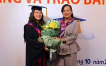 ĐH Quốc gia Hà Nội thí điểm cho sinh viên năm 3 học thêm thạc sĩ