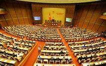 Quốc hội bầu chủ nhiệm Ủy ban Pháp luật mới thay ông Nguyễn Khắc Định