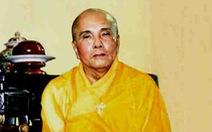 Đại lão hòa thượng Thích Trí Quang viên tịch tại chùa Từ Đàm