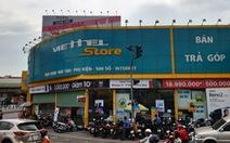 Một cửa hàng Viettel khai báo mất trộm tiền tỉ