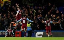 West Ham bất ngờ quật ngã Chelsea tại Stamford Bridge