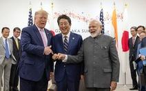 Ấn Độ - Nhật Bản tay trong tay