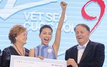 Ngô Thanh Vân quyên góp được 14,5 tỉ đồng mổ tim cho trẻ em