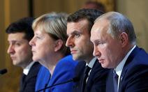 Nga, Ukraine nhất trí đình chiến 'đầy đủ và toàn diện' ở đông Ukraine