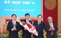 Trưởng Ban Dân vận Khánh Hòa được bầu làm phó chủ tịch HĐND tỉnh