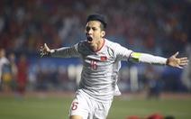 U22 Việt Nam - Indonesia (hiệp 2) 3-0: Văn Hậu lập cú đúp