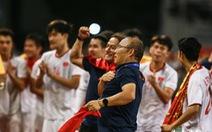 HLV Park: 'Chiếc HCV SEA Games đạt được là nhờ tinh thần Việt Nam'