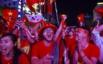 Người hâm mộ mọi miền tột đỉnh hạnh phúc khi U22 Việt Nam vô địch SEA Games