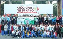 Cuộc chạy vì trẻ em Hà Nội 2019 tràn ngập sắc màu Manulife Việt Nam