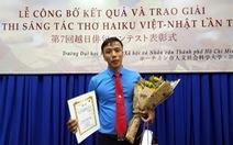 Nội dung sống ảo đoạt giải nhất cuộc thi thơ Haiku Việt Nhật