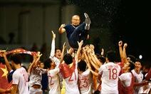 Thủ tướng sẽ tiếp đón hai nhà vô địch bóng đá SEA Games ngay khi về nước