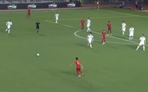 TRUYỀN HÌNH TRỰC TIẾP: VIỆT NAM 1 - 0 INDONESIA