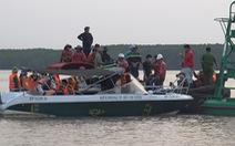 Tạm ngưng tìm kiếm 2 thợ lặn mất tích lúc trục vớt tàu chìm