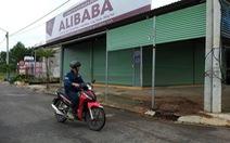 Điều tra việc ban hành văn bản tiếp tay cho Alibaba phân lô bán nền