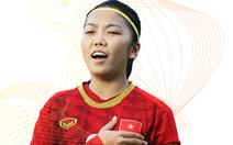 Nữ cầu thủ Huỳnh Như là ứng viên 'Công dân trẻ tiêu biểu TP.HCM'