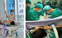 10 ca cấp cứu ấn tượng của ngành y tế TP.HCM năm 2019