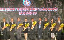 Liên hoan truyền hình toàn quốc lần thứ 39 có nhiều giám khảo trẻ