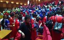 Dừng 'hoạt động văn hóa' của 600 khách Trung Quốc tại Hạ Long