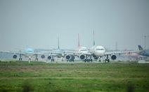 Hàng không Việt Nam dừng bay đến Vũ Hán