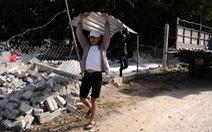 Đà Nẵng phá dỡ nhiều công trình tạm bợ trái phép nghi đón đền bù giải tỏa