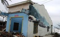 Đập bỏ, xây mới ở làng bích họa Tam Thanh