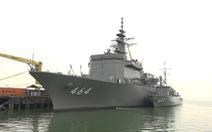 Tàu quét mìn Nhật Bản thăm thành phố Đà Nẵng