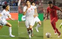 U22 Việt Nam có 4 cầu thủ vào đội hình tiêu biểu ở SEA Games 30