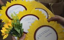 Ngày hội Hoa hướng dương lần đầu đến Bệnh viện Ung bướu Đà Nẵng