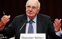 Trước khi chết, cựu chủ tịch FED huyền thoại của Mỹ trăn trối những gì?