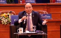 Sáng nay 12-12, Thủ tướng Nguyễn Xuân Phúc đối thoại với 1.000 thanh niên