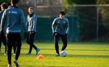 Văn Hậu được đăng ký thi đấu cho CLB Heerenveen ở trận gặp Willem II