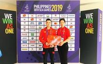 Bia Saigon 'thưởng nóng' cho mỗi vận động viên giành huy chương vàng