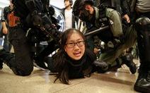 Người biểu tình phá rối ngày mua sắm ở Hong Kong