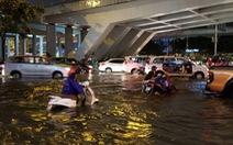 Sở Xây dựng TP.HCM: có 'siêu máy bơm' đường Nguyễn Hữu Cảnh giảm ngập