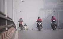 Ô nhiễm khủng khiếp, Bộ TN-MT khuyến cáo hạn chế hoạt động ngoài trời