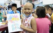"""""""Đường đua hoa mặt trời"""" vì bệnh nhi ung thư"""