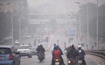 Bộ Y tế chính thức gửi 14 khuyến cáo đối phó ô nhiễm không khí