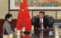 Bà Carrie Lam đến Bắc Kinh gặp ông Tập Cận Bình