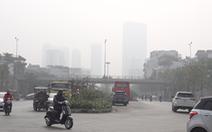 Video: Không khí đã chạm ngưỡng rất xấu tại Hà Nội