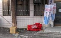 Cảnh sát Đài Loan bắn hạ nghi can mang chất nổ bên ngoài văn phòng Quốc Dân đảng