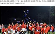 Báo chí Trung Quốc: 'Hãy học hỏi Việt Nam để phát triển bóng đá'