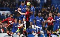 Chelsea thua trận thứ hai liên tiếp ở Premier League