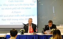 Nga cam kết tăng cường hoạt động trên thềm lục địa Việt Nam