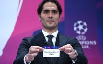 Real Madrid 'đại chiến' Man City ở vòng 16 đội Champions League